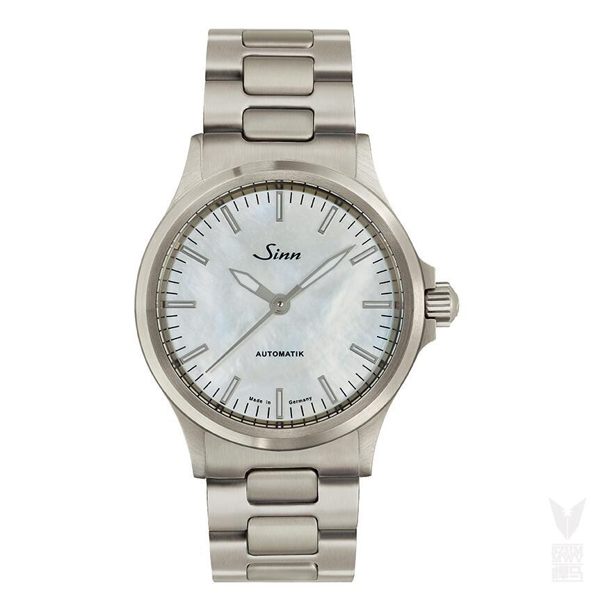 德国辛恩 Sinn 556 I Mother-of-pearl W  556.0102